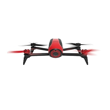 Parrot PF726000 Bebop 2 Drone, Red