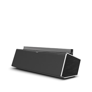 iLuv Mo'Beats HD Wireless NFC-Enabled Bluetooth Portable Speaker, Black, Refurbished, (MOBEATSHD)