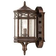 Fine Art Lamps Holland Park 1 Light Outdoor Wall Lantern