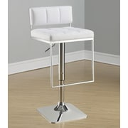 Wildon Home   33'' Bar Stool; White