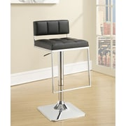 Wildon Home   33'' Bar Stool; Black