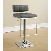 Wildon Home   33'' Bar Stool; Gray