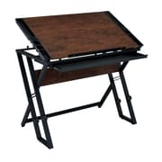 Hokku Designs Lucas Wood Drafting Table