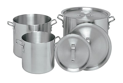 Update International Stock Pot; 11.75'' H x 14.25'' W x 14.25'' D WYF078278712417