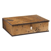 TheBradburnGallery Cow-Spotted Storage Box