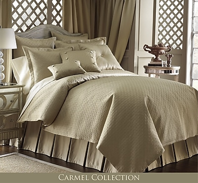 Loom and Mill Carmel Comforter Set; Queen WYF078278729640