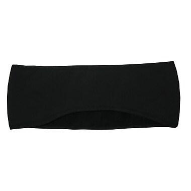 TechNiche — cache-oreilles chauffants à activation à l'air, paquet de 2, noir