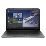 "Refurbished HP 17-G140NR 17.3"" LED Intel Core i3-5020U 1TB 6GB Microsoft Windows 8.1 Laptop Silver"