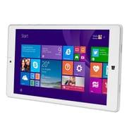 "Digital2 PRO-D2-801W-BK-RC 8"" Tablet 16GB Windows 8 White"