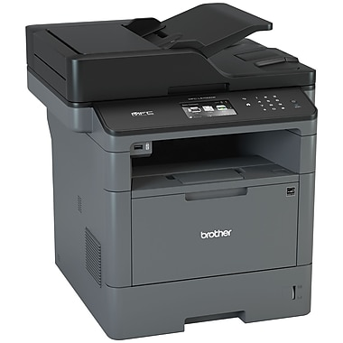 Brother MFC-L5700DW MFC All-in-One Wireless Duplex Monochrome Laser Printer