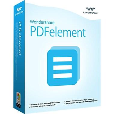 Wondershare PDFelement for Windows (1 User) [Download]
