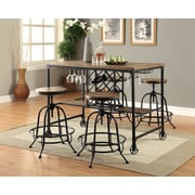 Hokku Designs Barone Counter Height Pub Table