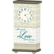 Imagine Design Treasured Times Love Christian Clock