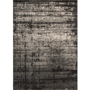 Well Woven Sydney Crosby Modern Distressed Gray Area Rug; 5'3'' x 7'3''