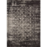 Well Woven Sydney Manchester Modern Distressed Gray Area Rug; 5'3'' x 7'3''