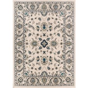 Well Woven Sydney Florence Traditional Ivory Area Rug; 7'10'' x 10'6''