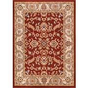 Well Woven Sydney Carleton Traditional Red Area Rug; 7'10'' x 10'6''