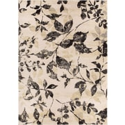 Well Woven Sydney Riverside Modern Ivory Area Rug; 7'10'' x 10'6''
