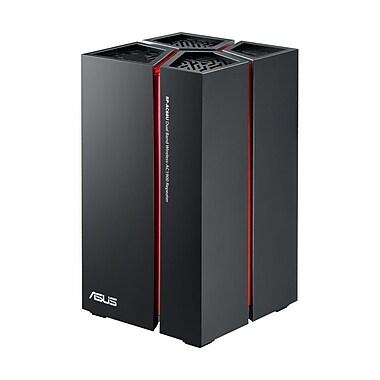 ASUS – Point d'accès/pont média/prolongateur/répéteur de signal double bande AC1900 avec USB 3.0, RP-AC68U