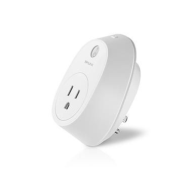 TP-LINK – Prise intelligente Wi-Fi HS110 avec suivi de la consommation électrique