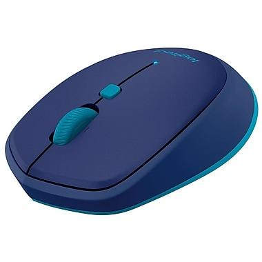 Logitech 910-004529 M535 Bluetooth Mouse, Blue
