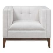 TOV Gavin Arm Chair; Beige