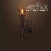 Westmen Lights 1 Light Musical Instament Wall Sconce