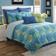 Fiesta Brand Bedding Calypso Quilt Set; King