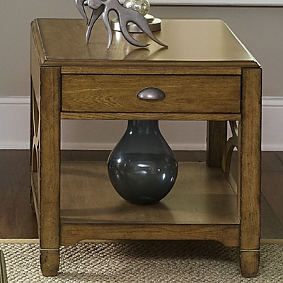 Liberty Furniture End Table WYF078277008097