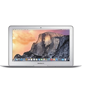 Apple – Portatif Macbook Air (MMGF2LL/A), 13,3 po, processeur bicœur Intel Core i5 de 1,6 GHz, RAM 8 Go, SSD 128 Go, anglais