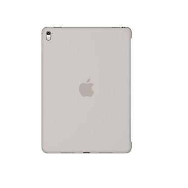 Apple – Étui en silicone pour iPad Pro 9,7 po, gris pierre (MM232AM/A)