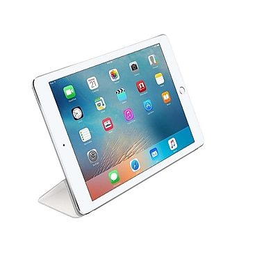 Apple – Étui intelligent pour iPad Pro 9,7 po, blanc (MM2A2AM/A)