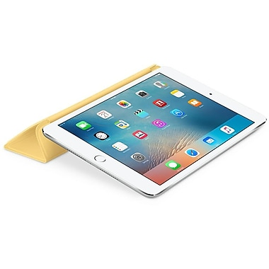 Apple – Étui intelligent pour iPad mini 4, jaune (MM2X2ZM/A)