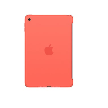 Apple iPad mini 4 Silicone Case, Apricot, (MM3N2ZM/A)