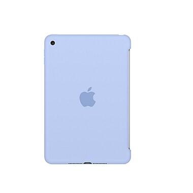 Apple iPad mini 4 Silicone Case, Lilac, (MMM42ZM/A)