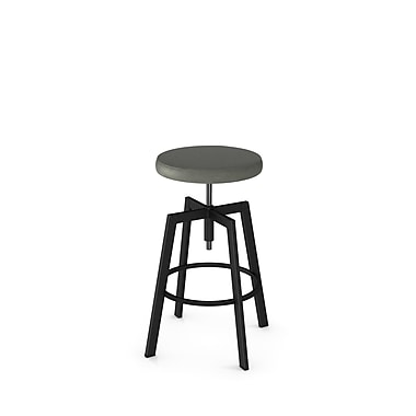 Amisco (42563-WE/1B25DNF4) Quest Screw Metal Stool