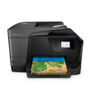 HP Officejet Pro 8710 All-in-One Wireless Duplex Colour Inkjet Printer