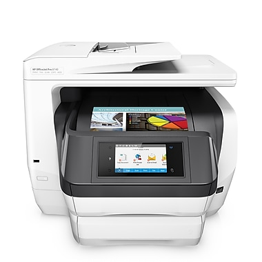 HP Officejet Pro 8740 All-in-One Printer Wireless Duplex Colour Inkjet Printer