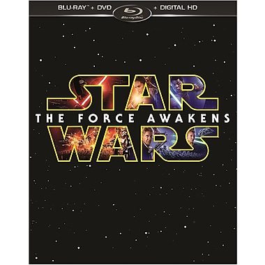 Star Wars: The Force Awakens (Blu-ray/DVD)
