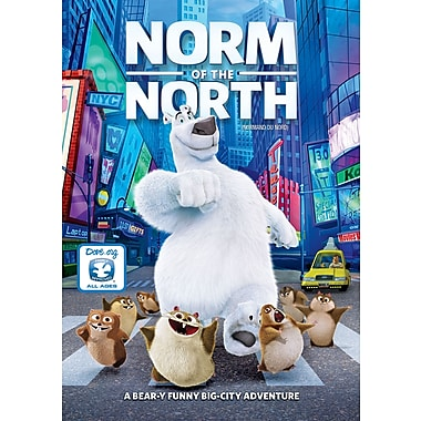 Norm of the North (DVD)