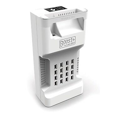 Boost+ – Station de chargement et synchronisation portable 16, blanc