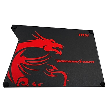 MSI ThunderStorm Gaming Mouse Pad