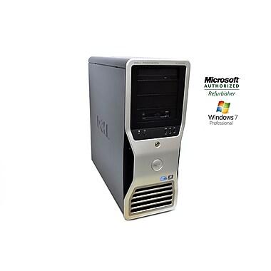 Dell Precision (T7500) Refurbished Desktop, Intel Xeon E5506 (2.13 Ghz), 8GB RAM, 1TB HDD, Windows 7 Pro
