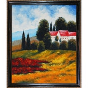 Wildon Home   Private Villa I Canvas Art by Various Artists Traditional - 31'' X 27''