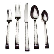 David Shaw Silverware 20 Piece Mali Flatware Set