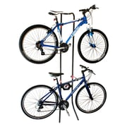 Gear Up Inc. Black Series 2 Bike Lean Machine Gravity Freestanding Bike Rack