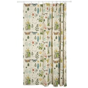 Danica Studio Ephemera 100pct Cotton Shower Curtain
