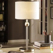 InRoom Designs 26'' H Table Lamp with Drum Shade