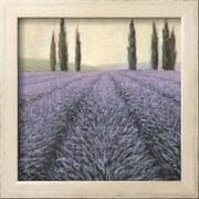 Wildon Home   'Lavender Horizon Detail' by James Wiens Framed Painting Print