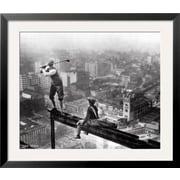 Wildon Home   'Tee Time' Framed Photographic Print
